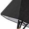 Modern LED Floor Lamp Creative Metal Tripod Holder Cloth Geometry Shade Home Decor from Singapore best online lighting shop horizon lights