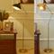 Modern LED Floor Lamp Adjustable Copper Classic Stable Study Living room from Singapore best online lighting shop horizon lights