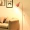 Modern LED Floor Lamp Metal Macaron Cute Elk Decoration Child Room Bedroom from Singapore best online lighting shop horizon lights