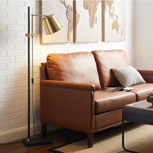 Modern LED Floor Lamp Adjustable Metal Classcial Reading Light from Singapore best online lighting shop horizon lights