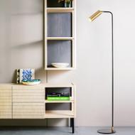 Modern LED Floor Lamp Metal Adjustable Minimalism Study Room Bedroom from Singapore best online lighting shop horizon lights