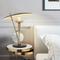 Modern LED Table Lamp Metal Unique Hotel Bedside Living Room Decor from Singapore best online lighting shop horizon lights
