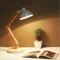 Modern LED Table Lamp Metal Shade Wood Adjustable Bedroom Study Room Illumination from Singapore best online lighting shop horizon lights