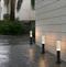 Waterproof LED Garden Lawn Light Aluminum Acrylic IP54 Minimalism Outdoor Lighting from Singapore best online lighting shop horizon lights