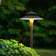 Waterproof LED Garden Lawn Light Aluminum Acrylic IP54 Landscape Villa from Singapore best online lighting shop horizon lights