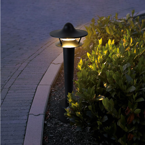 Waterproof LED Garden Lawn Light Aluminum Glass IP54 Park Villa Garden from Singapore best online lighting shop horizon lights