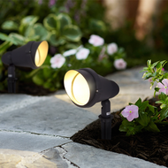 Waterproof LED Garden Lawn Light Aluminum IP65 Outdoor Landscape Park Lighting from Singapore best online lighting shop horizon lights