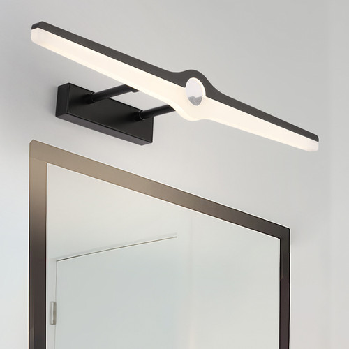 Modern LED Mirror Wall Light Metal Acrylic Extension-type Bathroom Auxiliary Lighting from Singapore best online lighting shop horizon lights