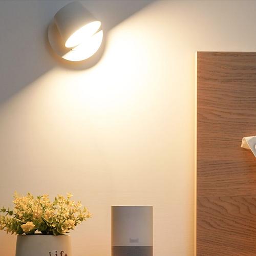 Modern Simple LED Wall Light 2PCS Aluminum Bedside Reading Lighting from Singapore best online lighting shop horizon lights
