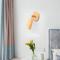 Modern LED Wall Light Wood Rotatable Practical Corridor Bedroom Decor from Singapore best online lighting shop horizon lights