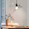 This is the scene picture. American Country Style LED Pendant Light Stainless steel Bird Shape Cafe Bar Dining Room from Singapore best online lighting shop horizon lights
