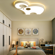 Modern LED Ceiling Light Acrylic Metal Elephant Shape Kids Bedroom Lighting from Singapore best online lighting shop horizon lights