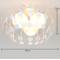 Modern LED Ceiling Light Glass Ball Lampshade Metal Decoration Living Room Bedroom from Singapore best online lighting shop horizon lights
