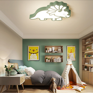 Modern LED Ceiling Light Acrylic Metal Dinosaur Shape Kids Bedroom Toy House from Singapore best online lighting shop horizon lights