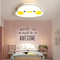 Modern LED Ceiling Light Metal Acrylic Animals Shape Cute Children's Bedroom from Singapore best online lighting shop horizon lights