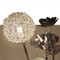 Valentine flowers, Crystal Floor lamp for Modern and Rustic (close)