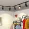 Modern LED Track Light Metal Rotatable Practical Shopping Malls Lighting from Singapore best online lighting shop horizon lights