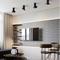 Modern LED Down Light Metal Rotatable Flashlight Shape Living Room Corridor from Singapore best online lighting shop horizon lights