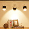 Modern LED Track Light 3PCS Aluminum COB Chips Shops Living Room Hotel from Singapore best online lighting shop horizon lights