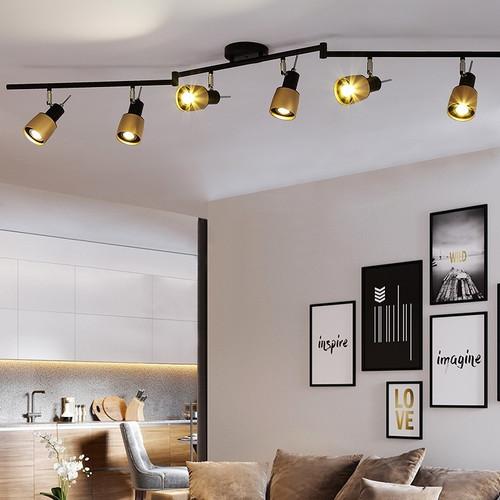 Modern LED Track Light Aluminum Simple Shops Living Room Corridor Spotlight from Singapore best online lighting shop horizon lights