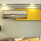 Modern LED Spot Light Aluminum Double-heads Flushbonading Living Room Bedroom from Singapore best online lighting shop horizon lights
