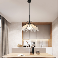 Modern LED Pendant Light Acrylic Plate Shade Metal Dragonfly Shape Living Dining Room from Singapore best online lighting shop horizon lights