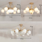 Petite Fleur, French Chandelier for Victorian and Mediterranean (dimension)