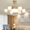 Petite Fleur, French Chandelier for Victorian and Mediterranean (main)