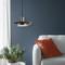 Modern LED Pendant Light Metal Marble Simple Bedroom Dining Room Decor from Singapore best online lighting shop horizon lights