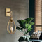 American LED Wall Light Metal Frame Glass Ball Simple Corridor Bedroom from Singapore best online lighting shop horizon lights