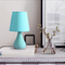 Modern LED Table Lamp 2PCS Fabric PVC Lampshade Ceramic Study Room Bedroom Decor from Singapore best online lighting shop horizon lights
