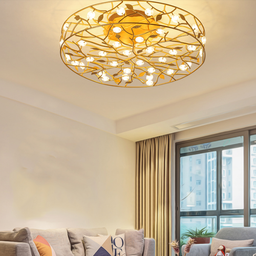 Nordic style LED Ceiling Light Metal Acrylic Branch Bedroom Living Room Decor from Singapore best online lighting shop horizon lights