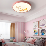 Modern LED Ceiling Light Acrylic Metal Lampshade Cartoon Pattern Kids Bedroom from Singapore best online lighting shop horizon lights