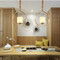 New Chinese style LED Pendant Light Copper Glass/Marble Creative Dining Room from Singapore best online lighting shop horizon lights