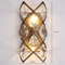 American LED Wall Light Crystal Drop Metal Retro Color Corridor Bedroom Decor from Singapore best online lighting shop horizon lights