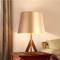 Modern LED Table Lamp Aluminum Metal Base Simple Bedroom Living Room from Singapore best online lighting shop horizon lights
