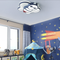 Modern LED Ceiling Light Acrylic Metal Bee Shape Creative Intelligent Control Children Bedroom from Singapore best online lighting shop horizon lights