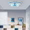 Modern LED Ceiling Light Metal Acrylic Butterfly Shape Creative Children Bedroom from Singapore best online lighting shop horizon lights