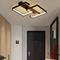 Modern LED Ceiling Light Metal Acrylic Line Minimalism Creative Corridor Bedroom from Singapore best online lighting shop horizon lights