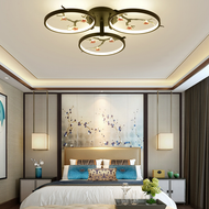 Chinese New Year Plum Blossom, Chinese LED Ceiling Light for Feng Shui and Asian (bedroom)