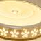 Modern LED Ceiling Light Round Shape Metal Acrylic Shade Living Room Bedroom from Singapore best online lighting shop horizon lights