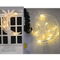 Cotton String Christmas Lollipop plastic Decorative Table Lamp as Christmas blessings (2 hanging light)