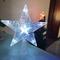 Christmas Tree Star Light LED Table Lamp or Christmas Tree Topper (white light)