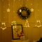 Christmas reindeer LED fairy lights for Christmas Party Decorations (hanging2)