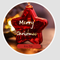The Star from Christmas Tree string LED Fairy Lights for Christmas Decorations (1 star)