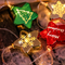 The Star from Christmas Tree string LED Fairy Lights for Christmas Decorations (3 star)