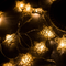 Rattan Christmas Starlight string LED Fairy Lights from Christmas wonderland (dark)