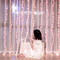 Nordic LED String Fairy Light Copper Wire Feather Fireflies Dreamlike Curtain Lamp from Singapore best online lighting shop horizon lights