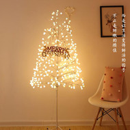 Nordic LED Floor Lamp PC Copper Tree Shape Christmas Tree Living Room Hallway from Singapore best online lighting shop horizon lights