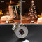 Crystal white Christmas LED Tree Table Lamp (3 view)